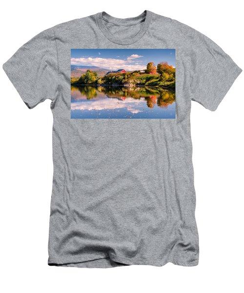 Pastoral Reflection Men's T-Shirt (Athletic Fit)