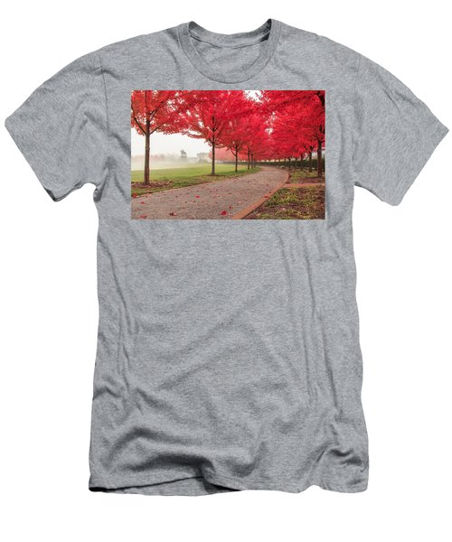 Path To Apotheosis Men's T-Shirt (Athletic Fit)