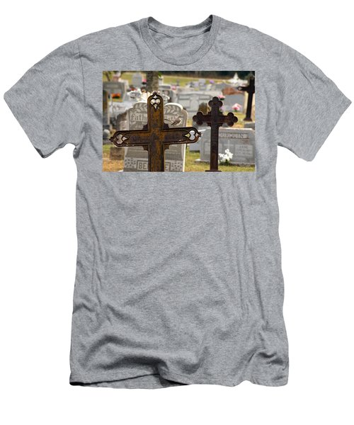 Paying Respect Men's T-Shirt (Athletic Fit)