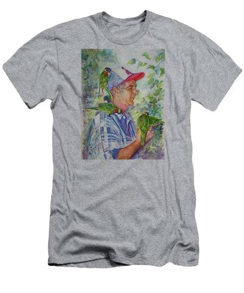 Peekaboo Men's T-Shirt (Athletic Fit)