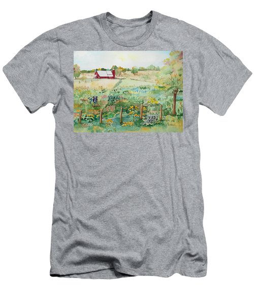 Pennsylvania Pasture Men's T-Shirt (Athletic Fit)