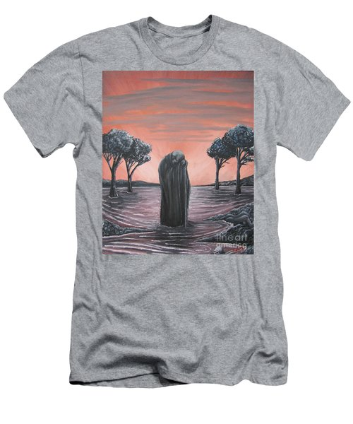 Perils Of Perdition Men's T-Shirt (Slim Fit) by Michael  TMAD Finney