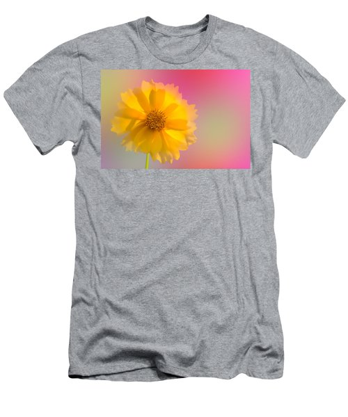 Petals Of Sunshine Men's T-Shirt (Athletic Fit)