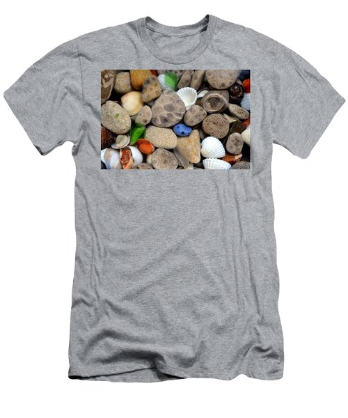 Petoskey Stones Lll Men's T-Shirt (Athletic Fit)