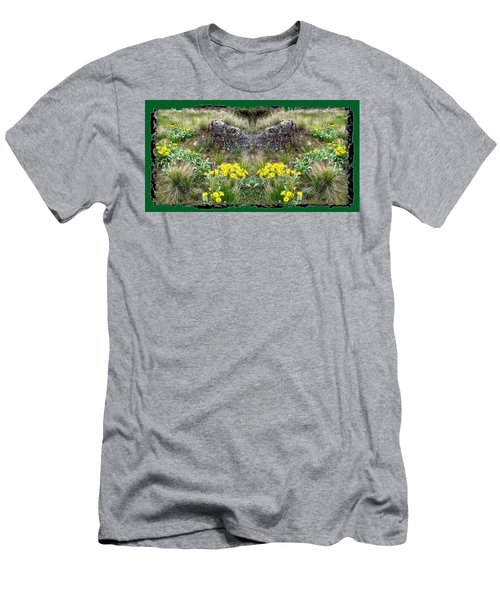 Photo Synthesis 9 Men's T-Shirt (Athletic Fit)
