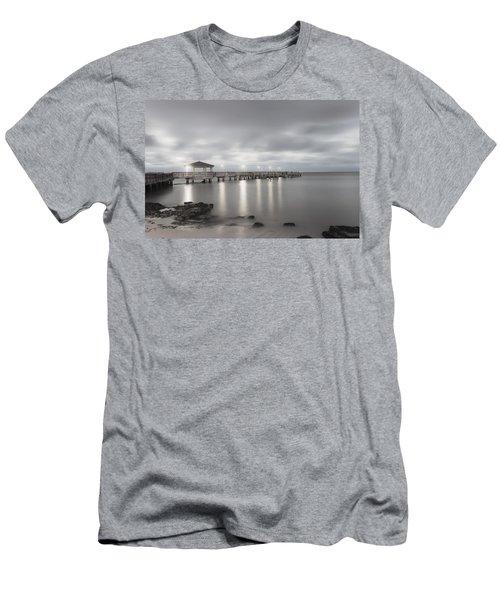 Pier II Men's T-Shirt (Athletic Fit)