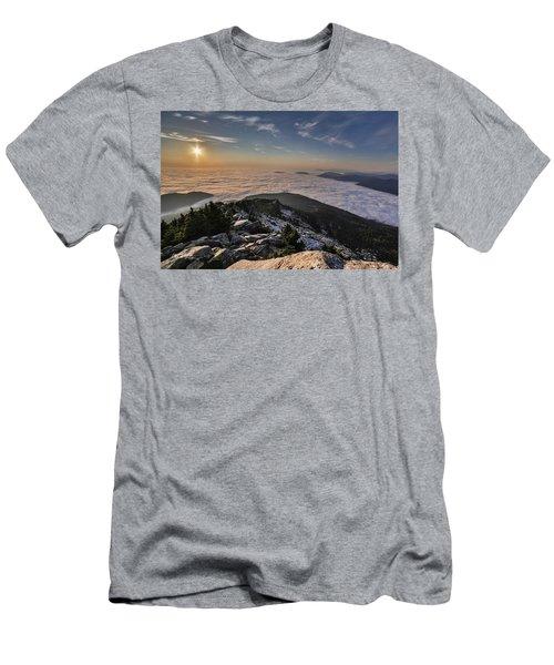 Pilchuck West  Men's T-Shirt (Athletic Fit)