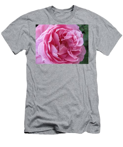 Men's T-Shirt (Slim Fit) featuring the photograph Pink Beauty by Pema Hou