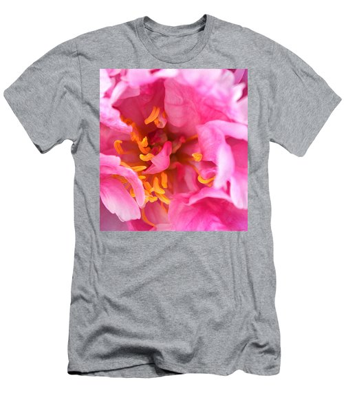 Pink Beauty Men's T-Shirt (Athletic Fit)