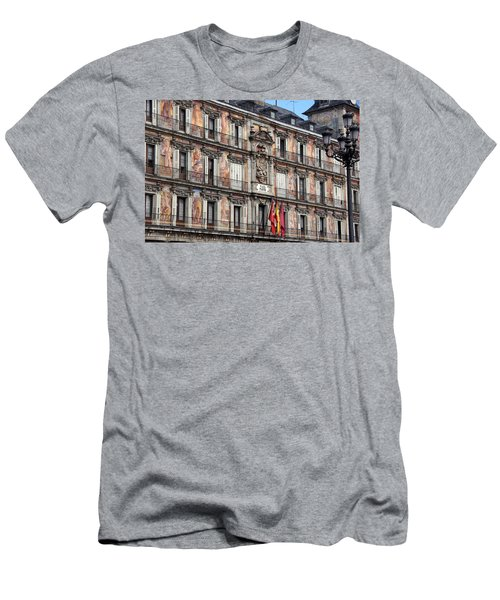 Plaza Mayor Men's T-Shirt (Athletic Fit)