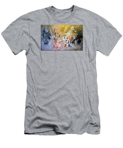Poetry Men's T-Shirt (Slim Fit) by Lisa Kaiser