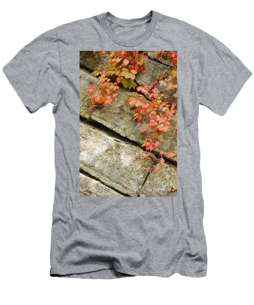 Poison Ivy Men's T-Shirt (Slim Fit) by Mary Carol Story