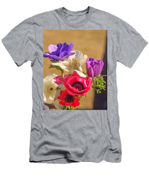 Poppies Men's T-Shirt (Athletic Fit)
