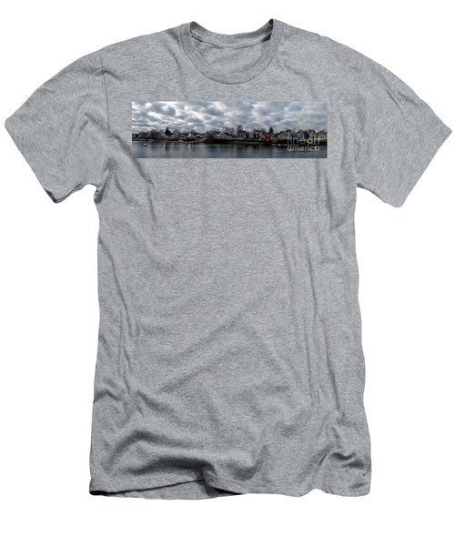 Portsmouth Bay Men's T-Shirt (Athletic Fit)