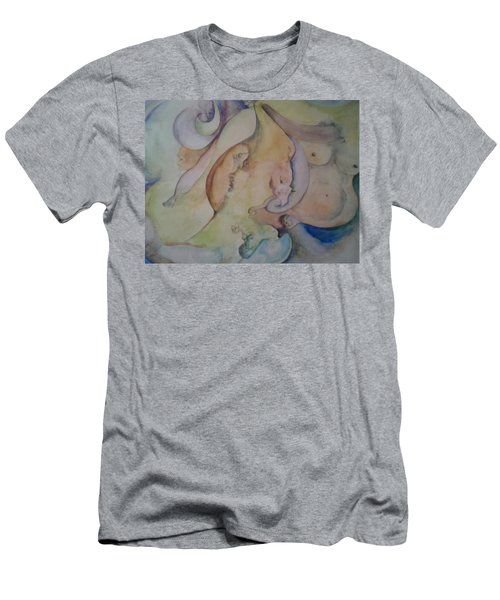 Pregnant With Desire One Men's T-Shirt (Athletic Fit)