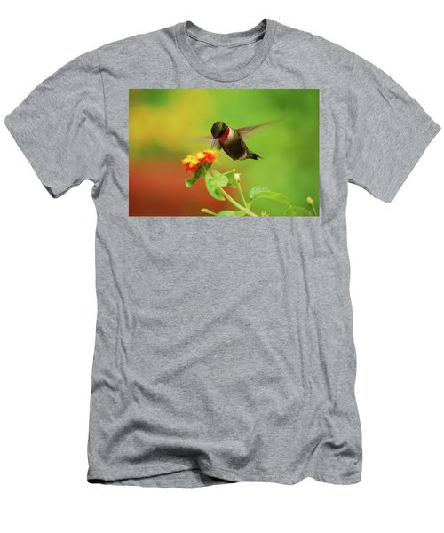Pretty As A Picture Men's T-Shirt (Athletic Fit)
