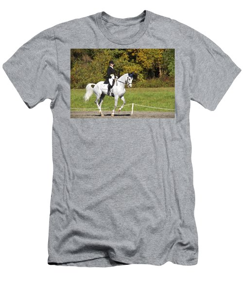 Pretty In Gray Men's T-Shirt (Athletic Fit)