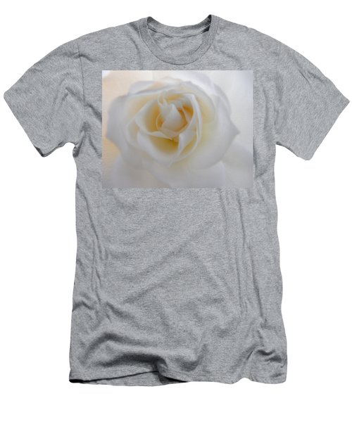 Men's T-Shirt (Slim Fit) featuring the photograph Purity by Deb Halloran