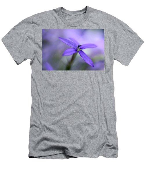 Purple Dreams Men's T-Shirt (Athletic Fit)