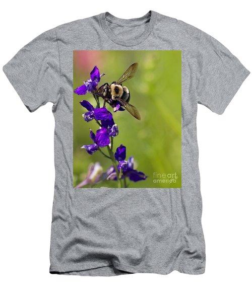 Purple Majesty Men's T-Shirt (Athletic Fit)