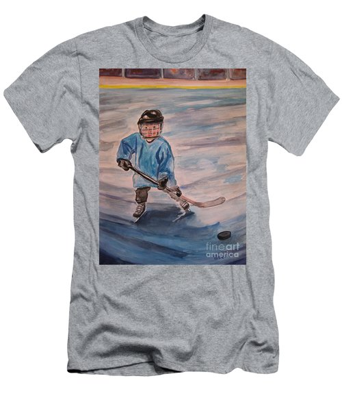 Ready Set Go Men's T-Shirt (Athletic Fit)