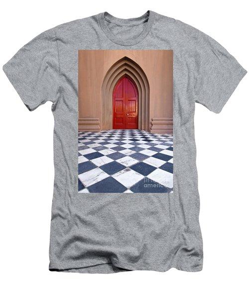 Red Door - D001859 Men's T-Shirt (Athletic Fit)