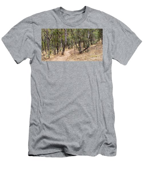 Red Hill Trail Men's T-Shirt (Athletic Fit)