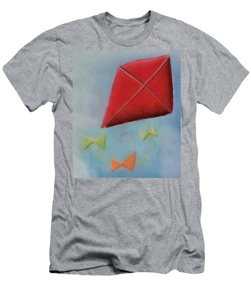 Red Kite Men's T-Shirt (Slim Fit)