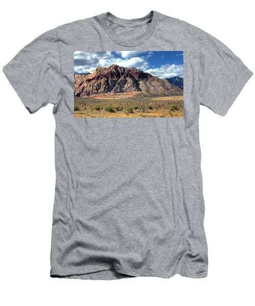 Red Rock Men's T-Shirt (Athletic Fit)