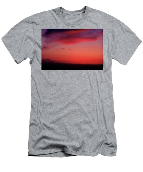 Red Sky Men's T-Shirt (Athletic Fit)