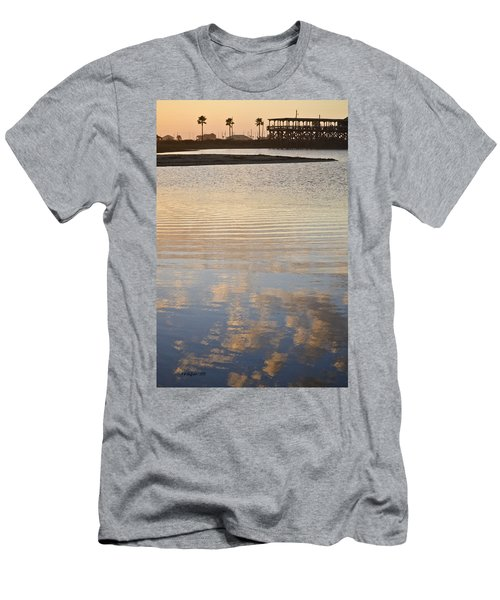 Reflections Of Dusk Men's T-Shirt (Athletic Fit)