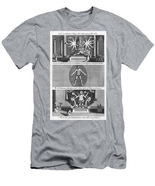 Religion Hinduism Men's T-Shirt (Athletic Fit)