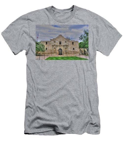 Remember The Alamo Men's T-Shirt (Athletic Fit)