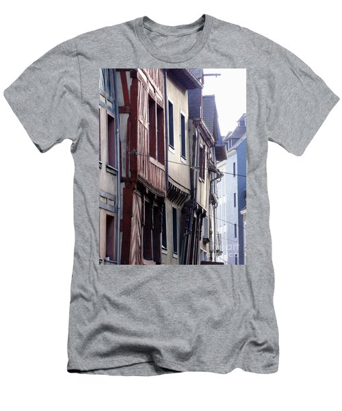 Rennes France 2 Men's T-Shirt (Athletic Fit)