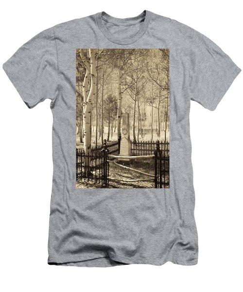 Rest In Peace Men's T-Shirt (Athletic Fit)