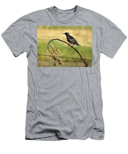 Rest Stop 6 - Oregon Men's T-Shirt (Athletic Fit)