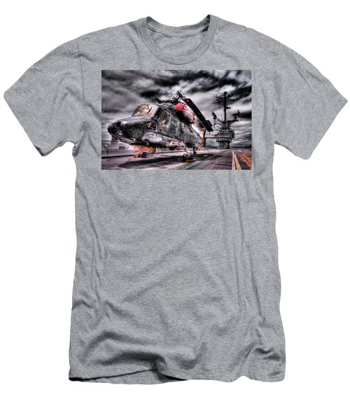 Retired Pilot Men's T-Shirt (Athletic Fit)