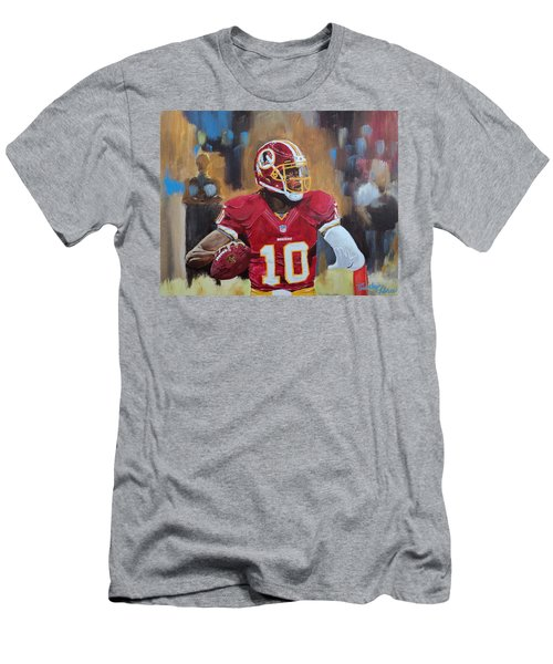 Washington Redskins Rg3 Men's T-Shirt (Athletic Fit)