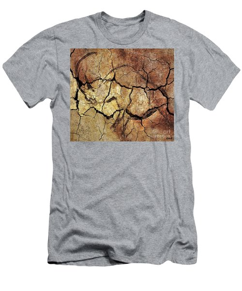 Rhinoceros From Chauve Cave Men's T-Shirt (Athletic Fit)