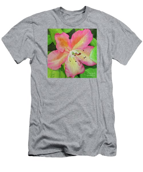 Rhodie With Dew II Men's T-Shirt (Athletic Fit)