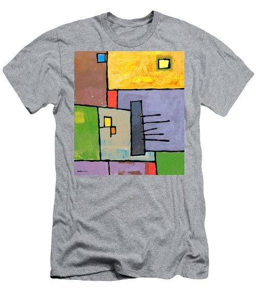 Rijsttafel Men's T-Shirt (Athletic Fit)