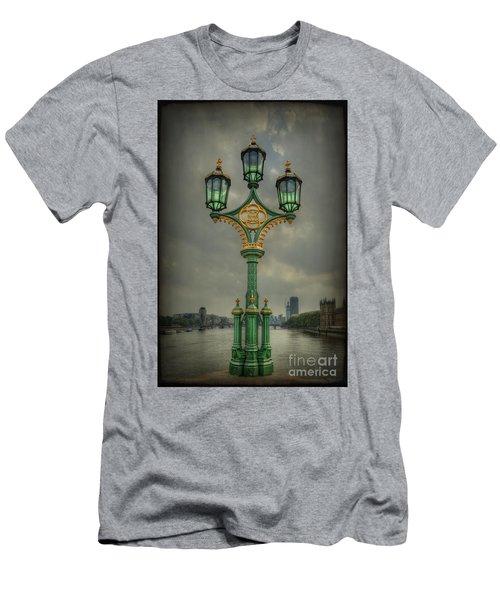 Rise Above City Men's T-Shirt (Athletic Fit)