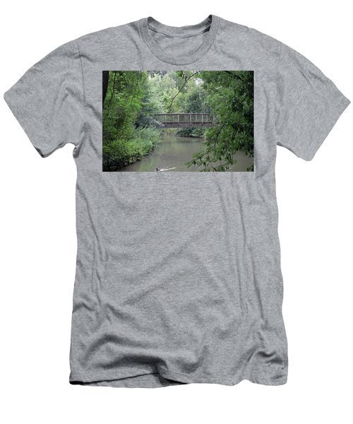 River Great Ouse Men's T-Shirt (Athletic Fit)