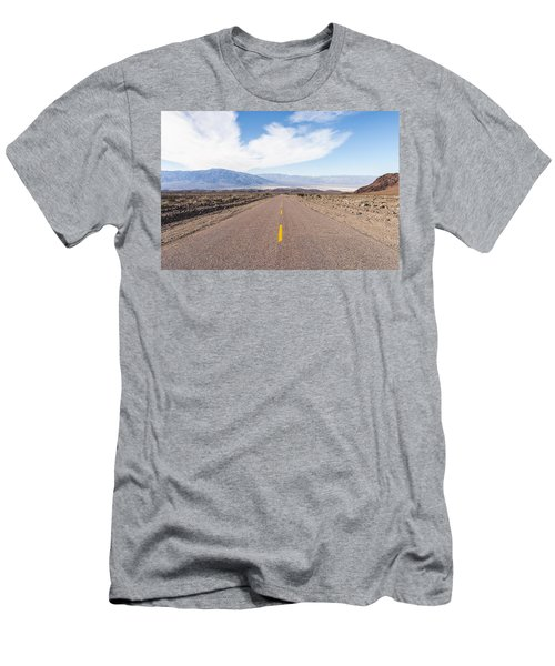 Road To Death Valley Men's T-Shirt (Athletic Fit)