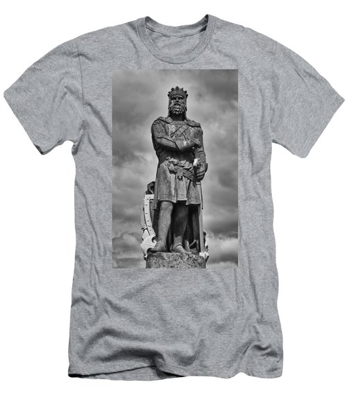 Robert The Bruce Men's T-Shirt (Athletic Fit)