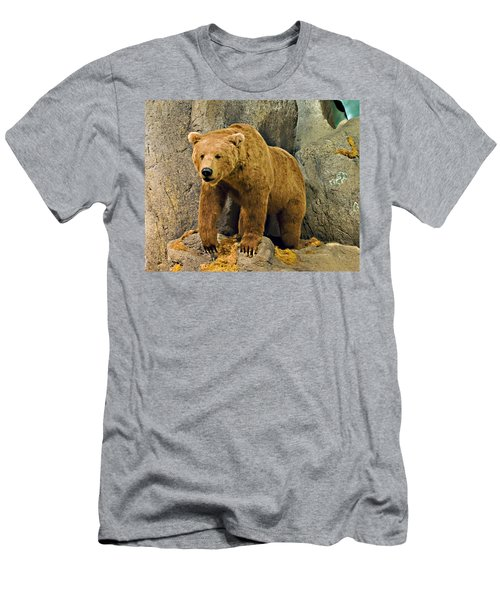 Rolling Hills Wildlife Adventure 1 Men's T-Shirt (Athletic Fit)
