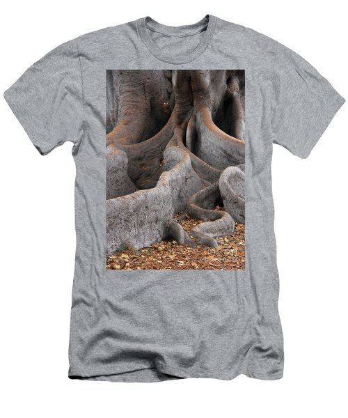 Roots Of The Fig Men's T-Shirt (Athletic Fit)