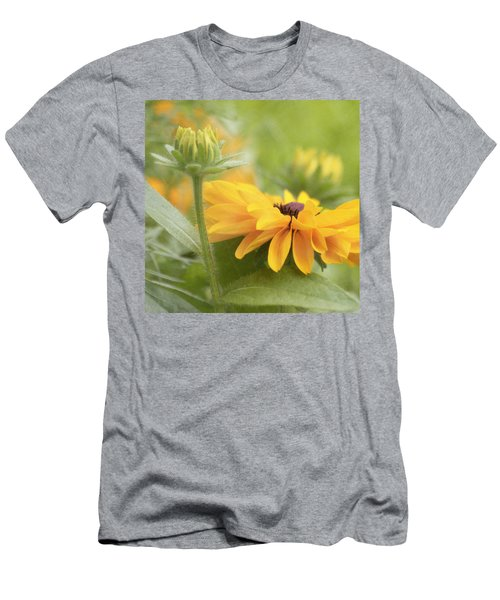 Rudbeckia Flower Men's T-Shirt (Athletic Fit)