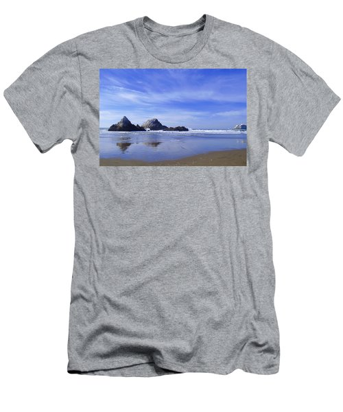 Rugged Reflections Men's T-Shirt (Athletic Fit)
