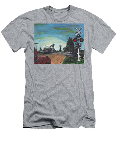 Rural America Men's T-Shirt (Athletic Fit)